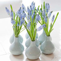 Fiberstone Ceramic Flower Pots